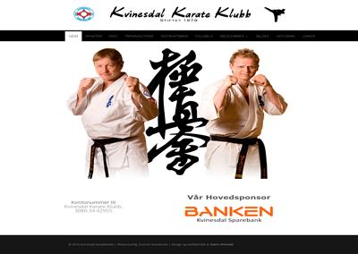 Kvinesdal Karate Klubb