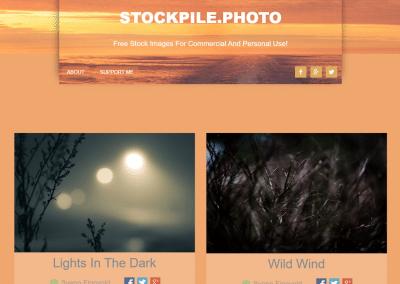 Stockpile.photo